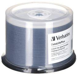 DVD-R Verbatim 4,7GB 50szt.- natychmiastowa wysyłka, ponad 4000 punktów odbioru!