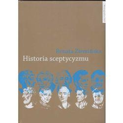 Historia sceptycyzmu (opr. twarda)