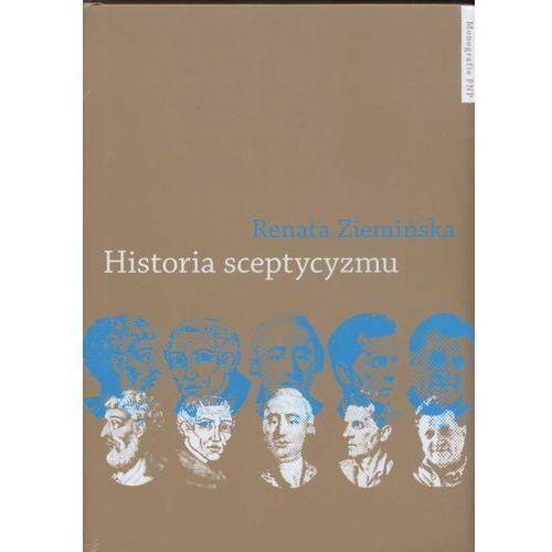 Filozofia, Historia sceptycyzmu (opr. twarda)