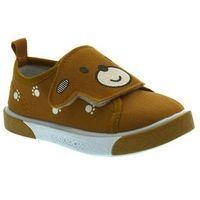 Buty sportowe dla dzieci, Trampki dla dzieci Axim 20221 Beż