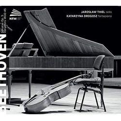 Beethoven: Sonaty op. 5 (CD) - Jarosław Thiel