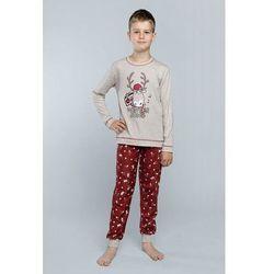 Piżama chłopięca Rupert renifer