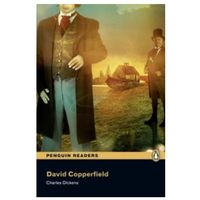 Książki do nauki języka, Penguin Readers, Poziom 3: David Copperfield Book with MP3 Audio CD (opr. miękka)