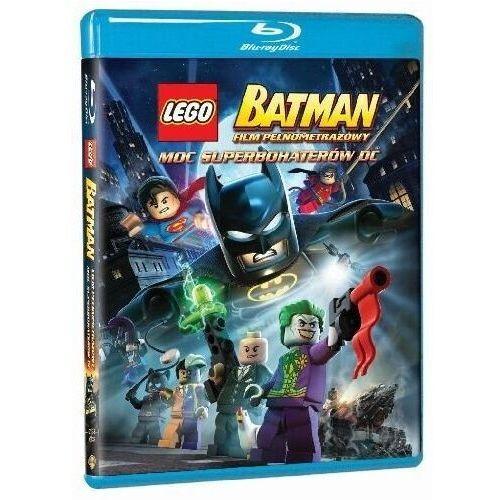 Filmy animowane, LEGO Batman (Blu-Ray) - Warner Bros