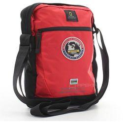 """National Geographic EXPLORER torba na tablet / laptop 13.3"""" / N01104.35 - czerwony"""