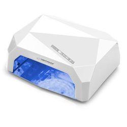 Lampa UV Esperanza ONYX EBN002W kolor biały- natychmiastowa wysyłka, ponad 4000 punktów odbioru!