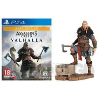Akcesoria do PlayStation 4, Assassin's Creed Valhalla Złota Edycja + Figurka Eivor PS4
