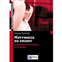 Książki o zdrowiu, medycynie i urodzie, Motywacja do zmiany zachowań ryzykownych w chorobie (opr. miękka)