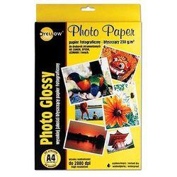 Papier fotograficzny Yellow One A4 130g błyszczący, 20ark.