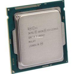 Intel Xeon Processor E3-1220v3 3.10 GHz, 8M Cache, LGA1150, 80W, Box