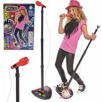 Instrumenty dla dzieci, MMW Disco Mikrofon na stojaku