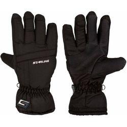 Rękawice narciarskie STARLING 0431-ZWA 11 (rozmiar 11) Czarny