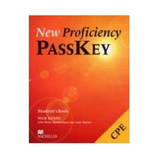 Książki do nauki języka, New Prof Passkey SB (opr. miękka)