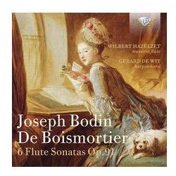 Boismortier: 6 Flute Sonatas Op.91 - Dostawa 0 zł