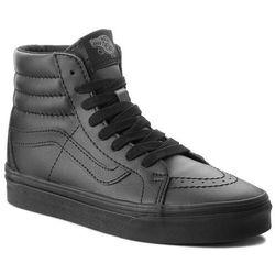 Sneakersy VANS - Sk8-Hi Reissue VN0A2XSBPXP (Classic Tumble) Blk Mono