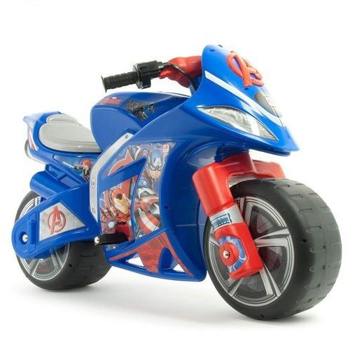 Akumulatory do motocykli, Injusa Nowoczesny motor na akumulator Avengers 6V