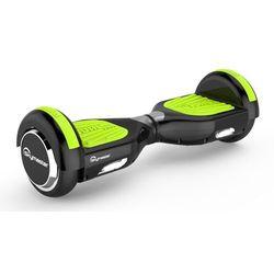 Elektryczna deskorolka smartboard SKYMASTER Wheels Lark 7 Czarno-zielony DARMOWY TRANSPORT