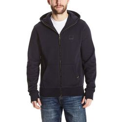 kurtka BENCH - Core Sweat Zip Jacket Essentially Navy (BL11341) rozmiar: XL