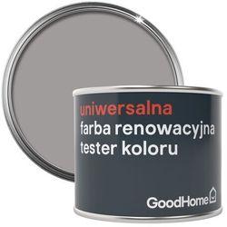 Tester farby renowacyjnej uniwersalnej GoodHome long island satyna 0,07 l