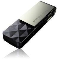Flashdrive, Pendrive Silicon Power BLAZE B30 32GB (SP032GBUF3B30V1K) Darmowy odbiór w 19 miastach!
