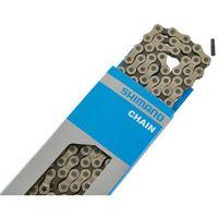 Łańcuchy i kasety rowerowe, Shimano CN-HG71 Łańcuch rowerowy 7/8-biegowy, grey 138 ogniwa 2020 Łańcuchy Przy złożeniu zamówienia do godziny 16 ( od Pon. do Pt., wszystkie metody płatności z wyjątkiem przelewu bankowego), wysyłka odbędzie się tego samego dnia.