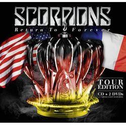 Return To Forever (Tour Edition) (CD+DVD) - Scorpions DARMOWA DOSTAWA KIOSK RUCHU