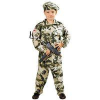 Przebrania dziecięce, Kostium Żołnierz - XS - 98/104 cm