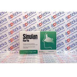 SINULAN FORTE 60 TABLETEK