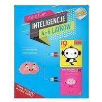 Hobby i poradniki, AIM. Ćwiczymy inteligencję 4-6 latków pakiet (opr. kartonowa)