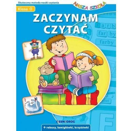 Książki dla dzieci, Zaczynam czytać - Nasza szkoła w.2020 (opr. broszurowa)