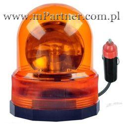 Obrotowa lampa ostrzegawcza 24V