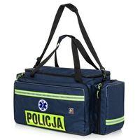 Walizki medyczne, Torba medyczna Rescue Bag 1 (RB1) z napisem POLICJA