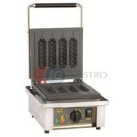 Gofrownice gastronomiczne, Gofrownica elektryczna pojedyncza do corn dogów 1,6 kW Roller Grill GES 80
