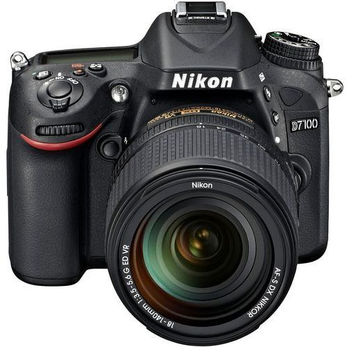 Lustrzanki cyfrowe, Nikon D7100