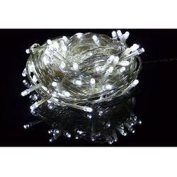 Bożonarodzeniowe oświetlenie 30 LED - zimny biały - 4,5 cm
