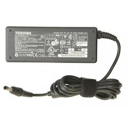 ładowarka / zasilacz laptopa 19v 3.95a (toshiba) 2.5x5.5