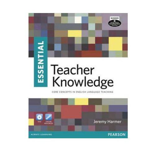 Książki do nauki języka, Essential Teacher Knowledge (opr. miękka)