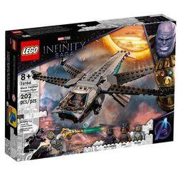 Lego super heroes 76186 helikopter czarnej pantery