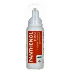 PANTHENOL SKINHELP Pianka z aloesem i alantoiną - - 100 ml