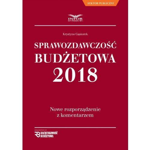 E-booki, Sprawozdawczość budżetowa. Nowe rozporządzenie z komentarzem
