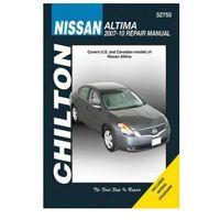 Biblioteka motoryzacji, Nissan Altima (2007 - 2010) (Chilton USA)