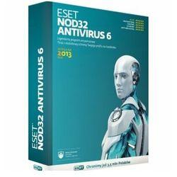 Program ESET ESET NOD 32 Antivirus 6 2013 (1 st. 24 mies.) Przedłużenie licencji