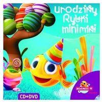 Pozostała muzyka rozrywkowa, URODZINY RYBKI MINI MINI - Różni Wykonawcy (CD + DVD)