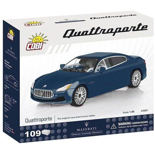 Osobowe dla dzieci, Cars Maserati Quattroporte