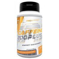 Witaminy i minerały, TREC Caffeine Plus 200 60caps