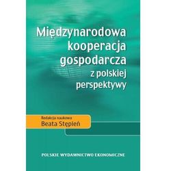 Międzynarodowa kooperacja gospodarcza z polskiej perspektywy - No author - ebook