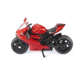 Siku 13 Motor Ducati Panigale. Darmowy odbiór w niemal 100 księgarniach!