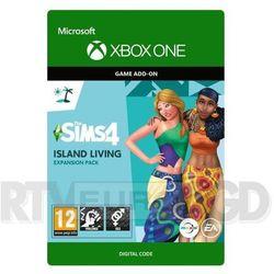 The Sims 4 - Wyspiarskie Życie DLC [kod aktywacyjny] Xbox One