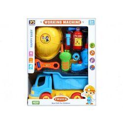 Samochód cęzarówka + narzędzia (418310)
