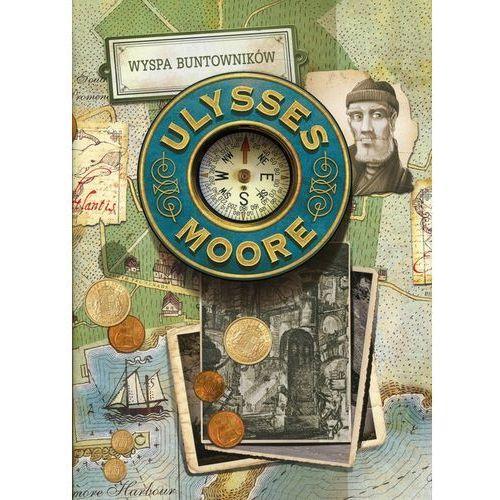 Literatura młodzieżowa, Ulysses Moore T.16 Wyspa Buntowników (opr. twarda)